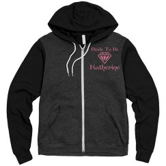 Bride To Be Ring Hoodie