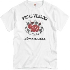 Vegas Wedding Tee