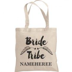 Bachelorette Bride Tribe Nameheree