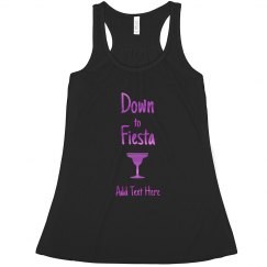 Custom Trendy Down To Fiesta Bachelorette