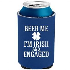 Beer Me Irish and Engaged