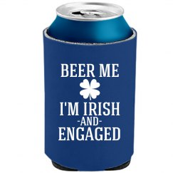 Beer Me Irish and Engaged