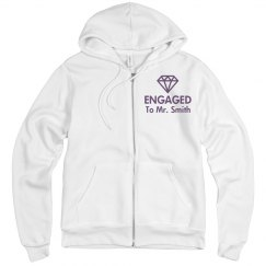 Engaged Bride Sweatshirt