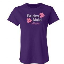 Bridesmaid Rhinestones