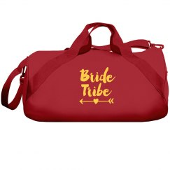 Bride Tribe Duffel Bag