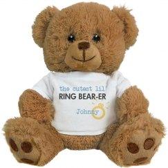 Cutest Ring Bear-er Teddy