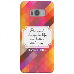 Good Things In Life Phone Case