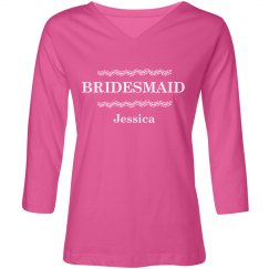 Custom Bridesmaid
