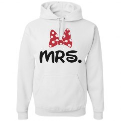Mrs. Honeymoon hoodie