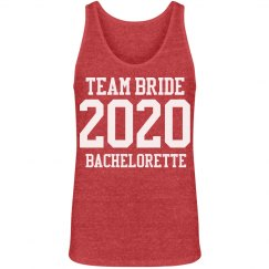 Trendy Team Bride Bachelorette