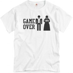 Game Over Groom