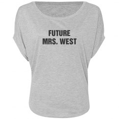 Future Mrs. West