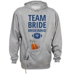 Football Bridesmaid