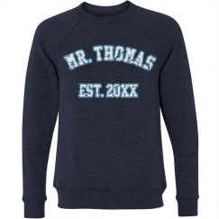 Mr. Thomas Sweatshirt