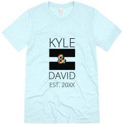 Kyle Equals David