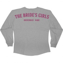 Custom The Bride's Bridesmaid