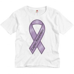 Youth Lupus Awareness T-shirt