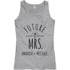 Simple Custom The Future Mrs