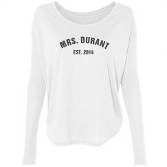 Mrs. Durant