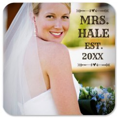 Mrs. Wedding Photo