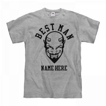 Devilish Best Man