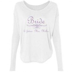Bride & Future Mrs.