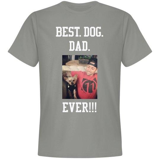 Dog Dad Tee