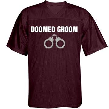 Doomed Groom Jersey