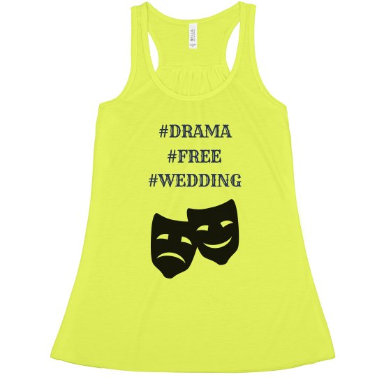 Drama Free Wedding