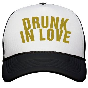 DRUNK IN LOVE