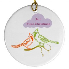 Newly Wed First Christmas