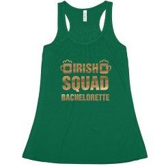 Irish Squad Bachelorette