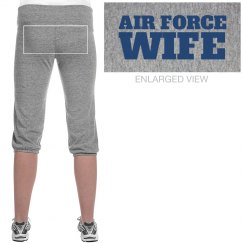 Air Force Wife Sweats