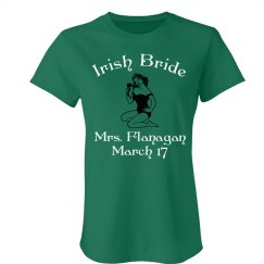 Irish Bride