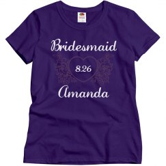Bridesmaid Tee