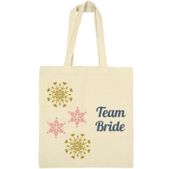 Christmas Wedding Teambride