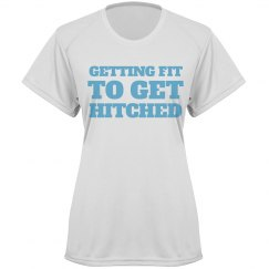 Getting Fit Bride