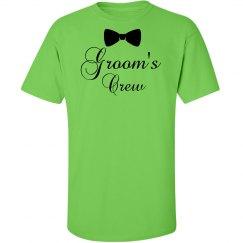 Groom's Crew
