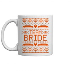 Team Bride Coffee Mug