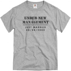 Simple Custom Under New Management