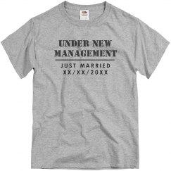 Simple Custom Under New Management