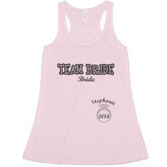 Team Bride Flowy