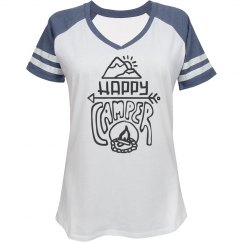 Happy Camper tee 2