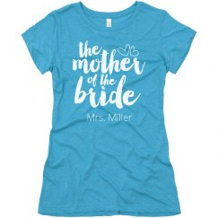 Mother Of The Bride Heart