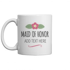 Custom MOH Gift