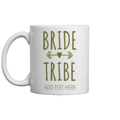 Custom Bride Tribe Gift