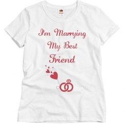 Marrying My Best Friend