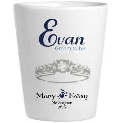 Wedding Glass Evan