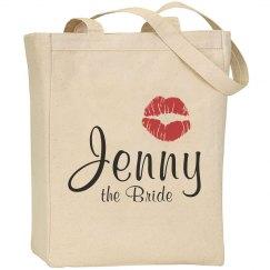 Inexpensive Bridal Totes
