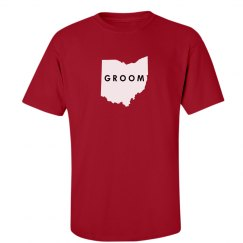 Ohio Groom Tee